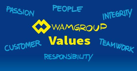 домашня сторінка Wamgroup